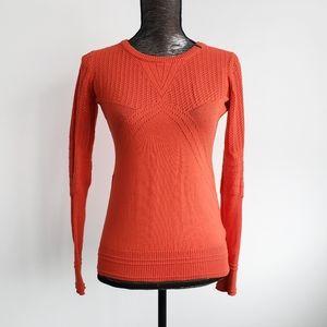 FOX  RACING - Viper Sweater Orange - S